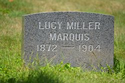 Lucy <I>Miller</I> Marquis