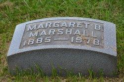 Margaret B Marshall