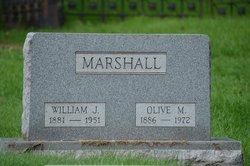 Olive M Marshall