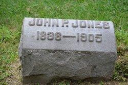 John Presley Jones