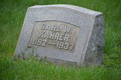 Carl William Kahrer