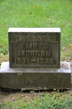 Emrys Morgan