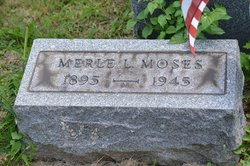 Merle Lawrence Moses