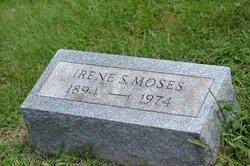 Irene S Moses