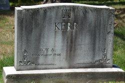 Roy A Kerr