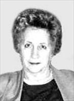 Rose Marie <I>Evangelista</I> Pacelli