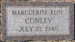 Marguerite Rose Conley