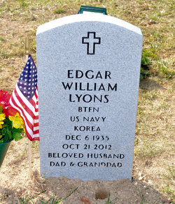 Edgar William Lyons