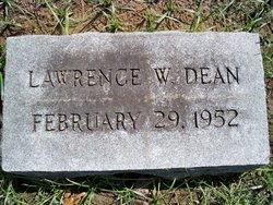 Lawrence W Dean
