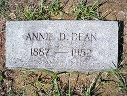 Annie D Dean