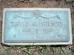 David O Holmes