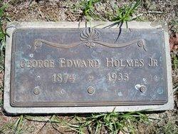 George Edward Holmes, Jr