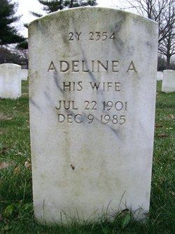 Adeline A Linn