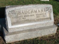 Margaret <I>Reinhardt</I> Baughman