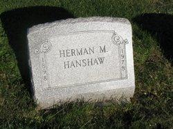 Herman M. Hanshaw