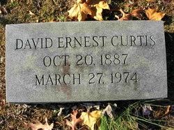 David Ernest Curtis