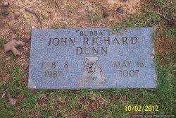"""John Richard """"Bubba"""" Dunn"""