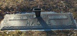 Maude <I>Waldrop</I> Hague