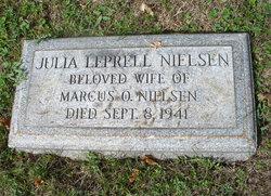 Julia <I>Leprell</I> Nielsen