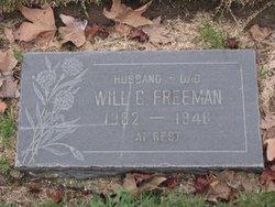 William Gladstone Freeman