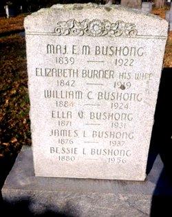"""Elizabeth """"Bessie"""" <I>Burner</I> Bushong"""