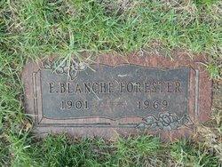 E Blanche Forester