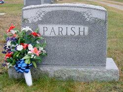 Albert E Parish