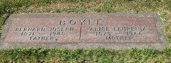 Bernard Joseph Boyle