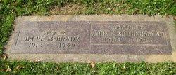 Irene Mary <I>Mothershead</I> Brady