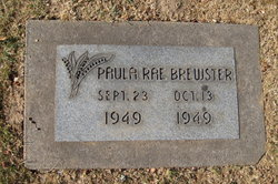 Paula Rae Brewster
