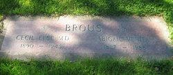 Abigail Venita Brous
