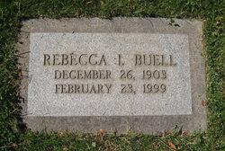 Rebecca <I>Ireland</I> Buell