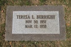 Teresa Leona Burright