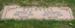George W Caldwell