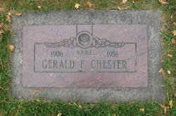 Gerald Franklin Chester