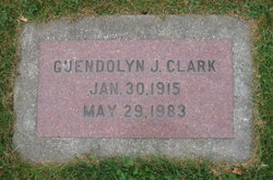 Guendolyn J <I>Taylor</I> Clark