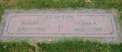 Emma K <I>Yewell</I> Clayton