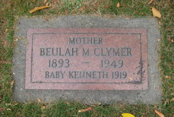 Beulah McGlone Clymer