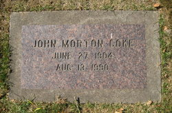 John Morton Coke