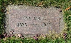 Eva <I>Gentry</I> Coles