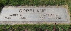 Capt James W Copeland