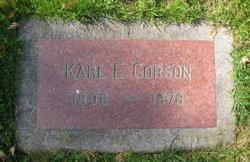 Karl E Corson