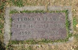 Leona DeLacey Crabb