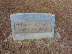 Molly <I>Hodges</I> Pryor