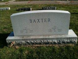 James G Baxter