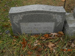 Clara Belle <I>Struble</I> Apsey