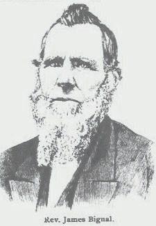 Rev James Bignall
