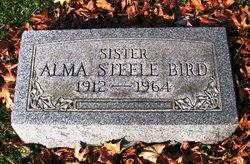 Betty Alma <I>Steele</I> Bird