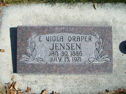 Emma Viola <I>Draper</I> Jensen