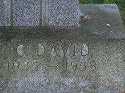 Chauncey David Boose